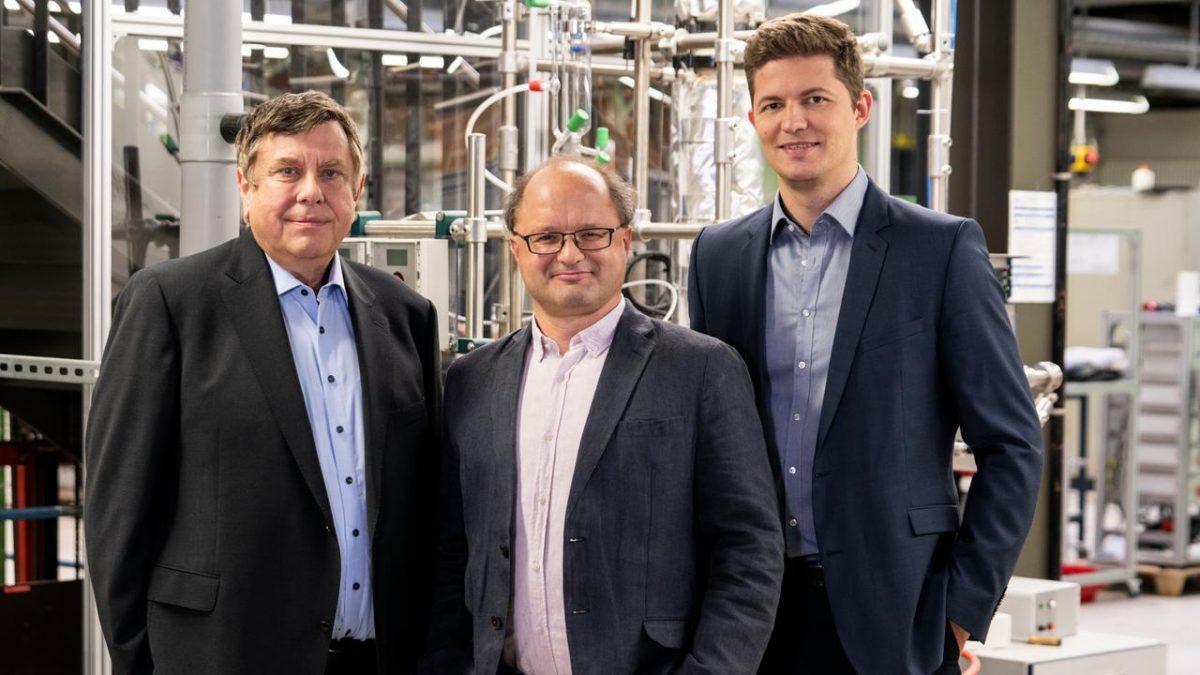 Flüssige Wasserstoffspeicher - ZDFmediathek https://goo.gl/images/28radE